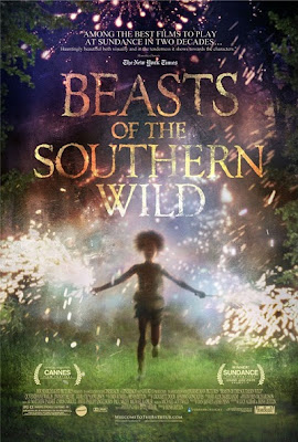 BEASTS OF THE SOUTHERN WILD 2012 MOVIE POSTER