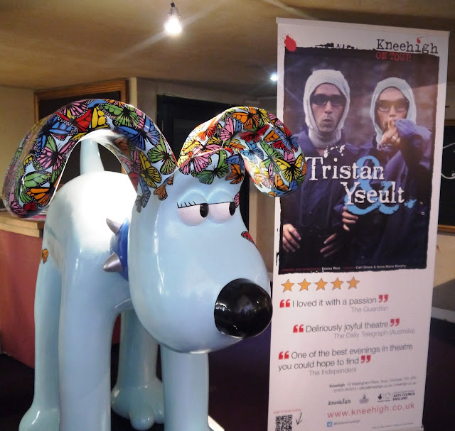 A Gromit at Bristol Old Vic Theatre