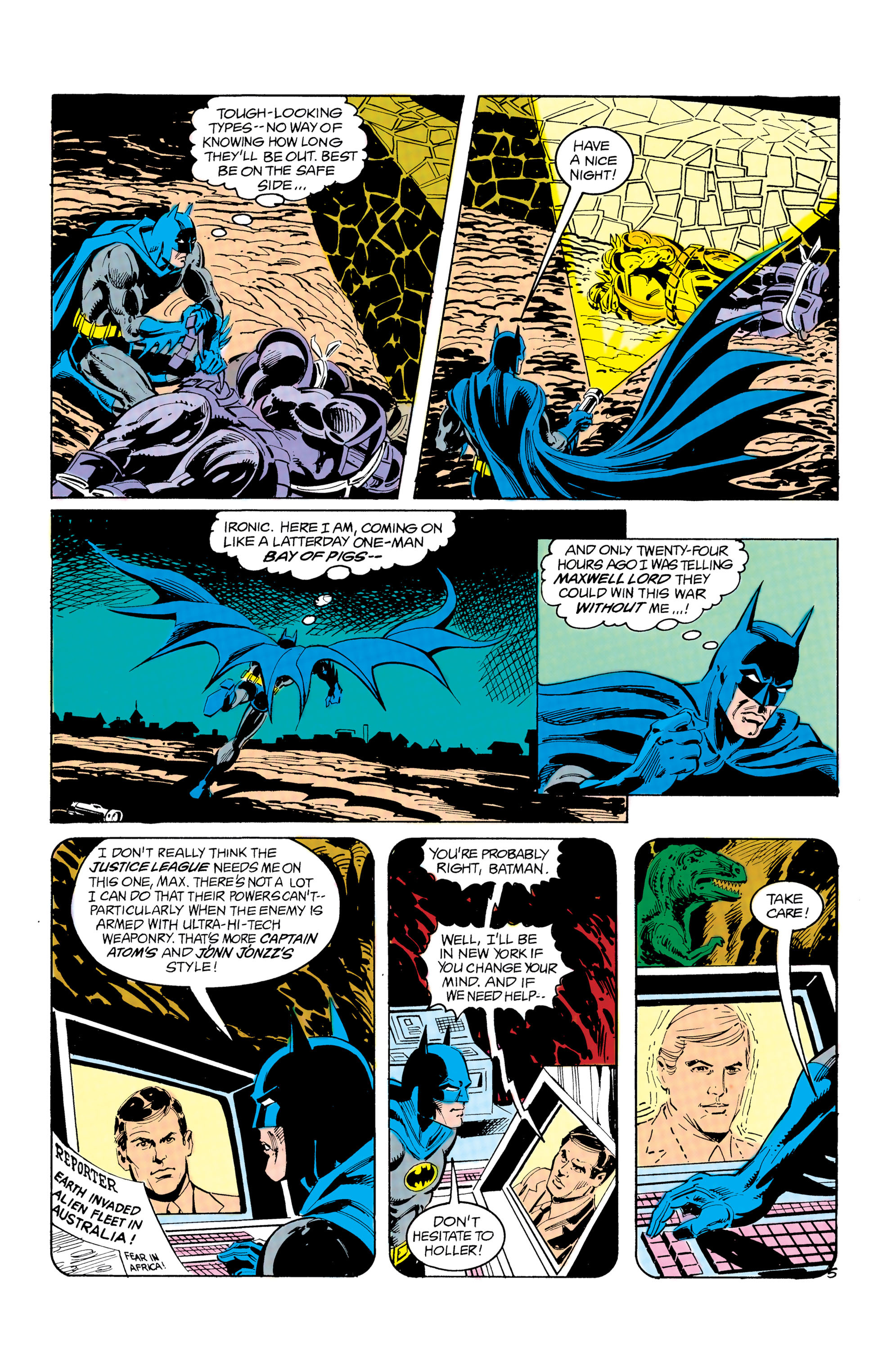 Detective Comics (1937) Issue #595 Page 6