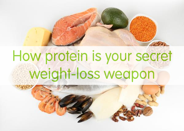 protein is your secret weight-loss