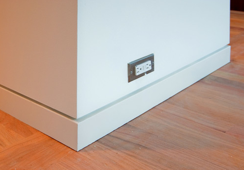 Austin cubed housewerk the loan the baseboards the plans Modern floor molding