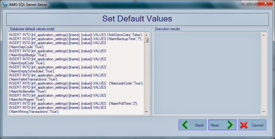 Setup AMG server on MS SQL Server Image 6