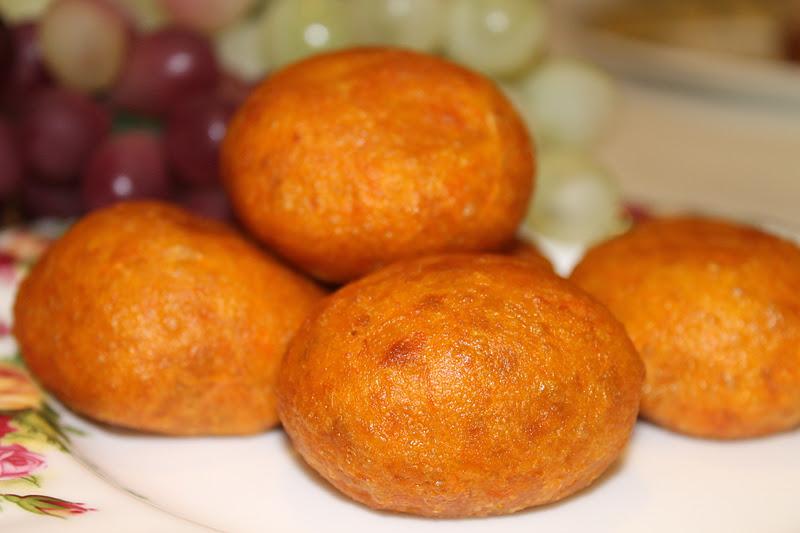 Kuih Cucur Badak Azie Kitchen