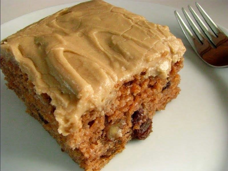 Applesauce Cake Recipe No Eggs