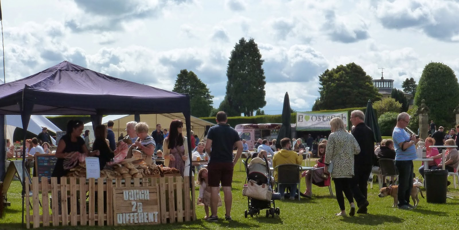 The great british food festival 2014