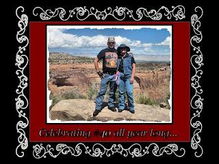 Tim & Vik - Grand Mesa CO 2011