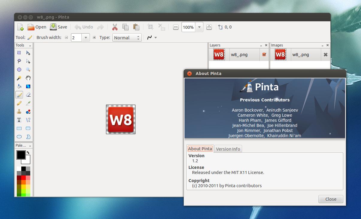 Pinta 1 2 Released Image Editor Web Upd8 Ubuntu