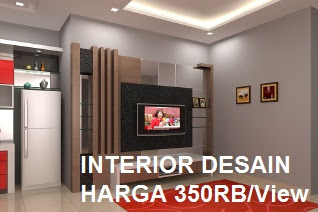 Jasa interior eksterior 3d
