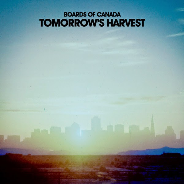 Boards of Canada - Tomorrow's Harvest Cover