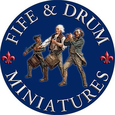 Fife & Drum Miniatures - A Proud Challenge Sponsor