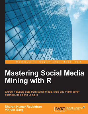 Mastering Social Media Mining with R - Free Ebook Download