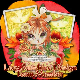 Designer For Lacy Sunshine