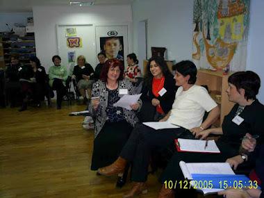Bucuresti 2005-La curs Terapie Familiala la Cristian Petrescu