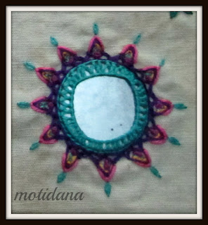 Indian embroidery , shisha work ,индийские вышивки