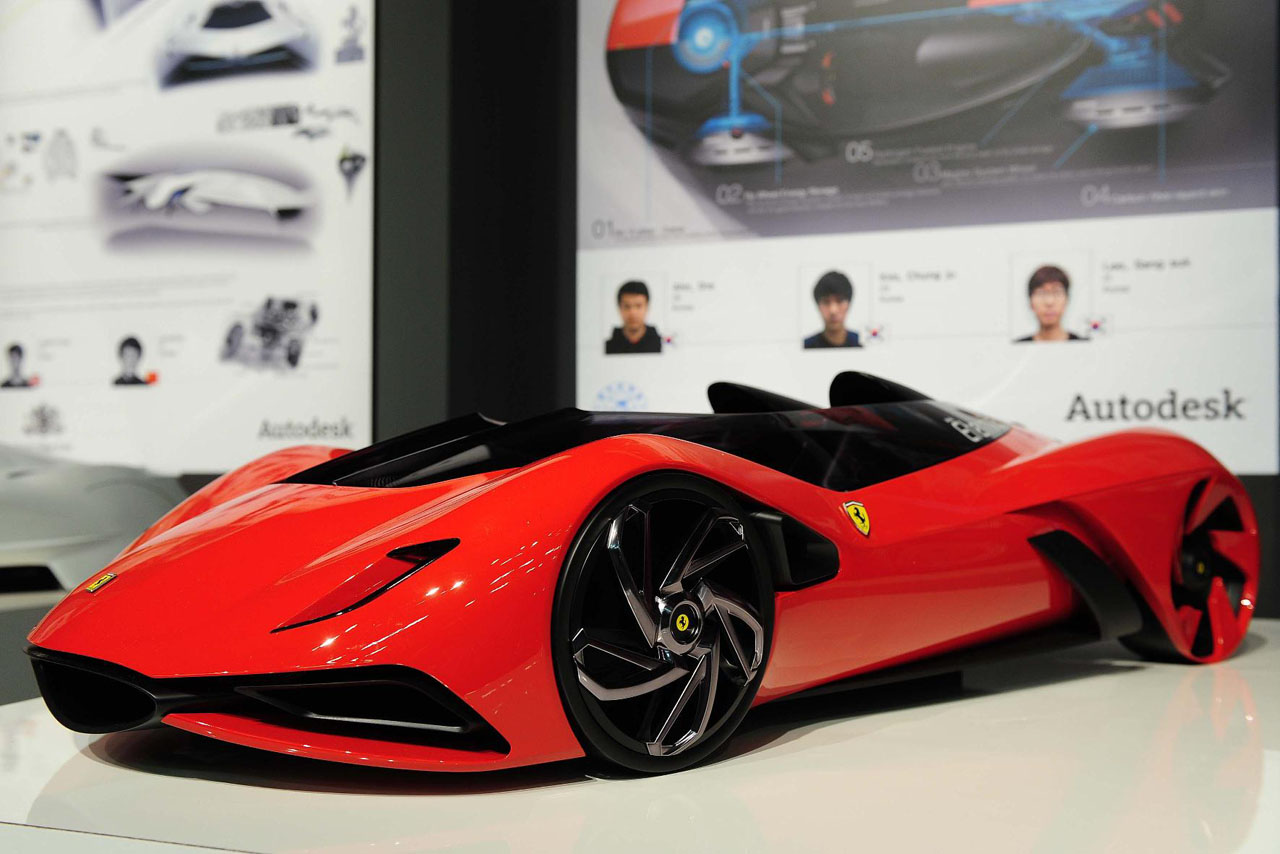 2011 Ferrari New Designs Automotive Todays