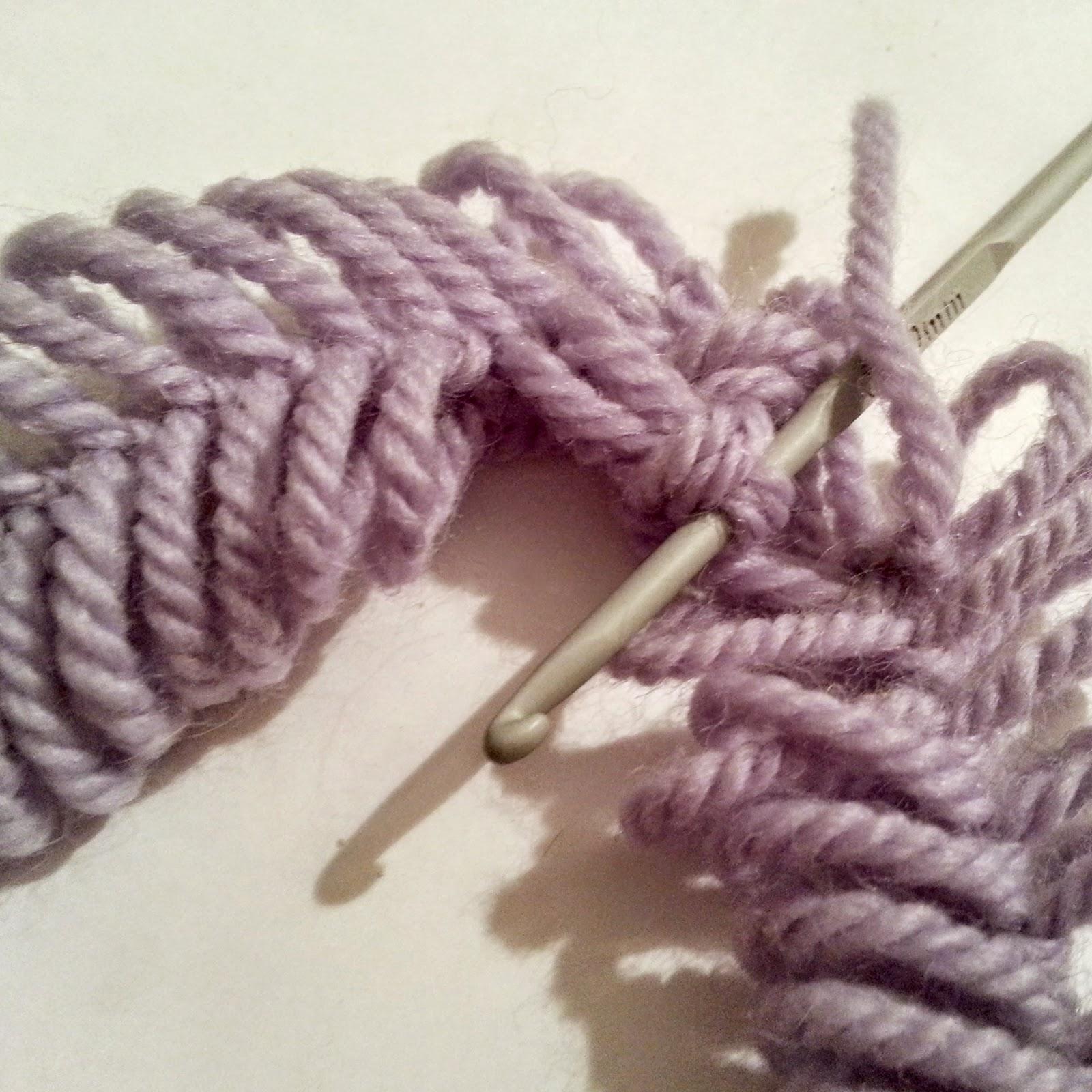 Другие виды рукоделия. Вязание на вилке 53