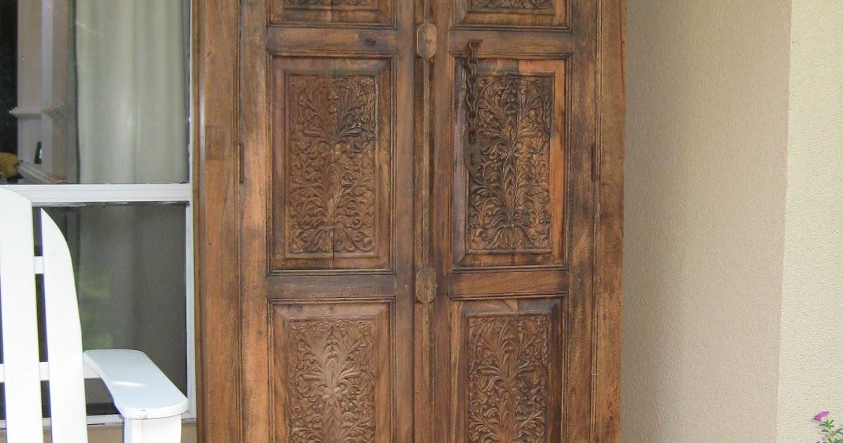 hamptontoes: The outdoor armoire
