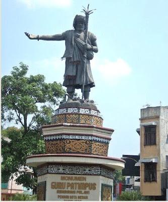 Guru Patimpus, Putra Karo Pendiri Kota Medan