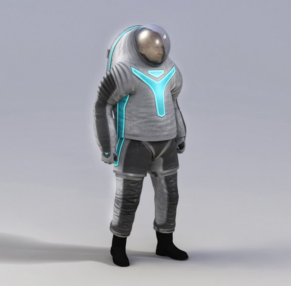 I Just Chose The Next Nasa Space Suit Design