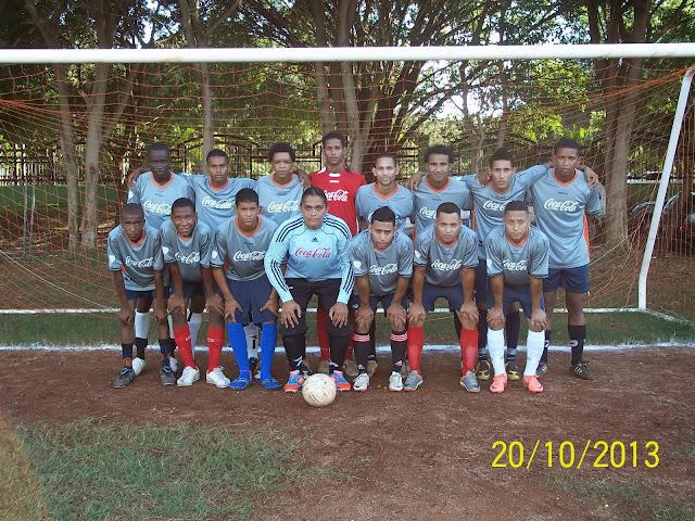 Club Juana Sabina campeón  Súper Copa ASOFUTSADO 2013.