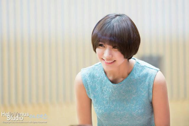 Yooyoung Rambut pendek 01