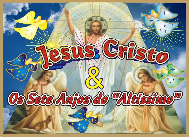 Jesus Cristo Nosso Eterno Rei Celestial