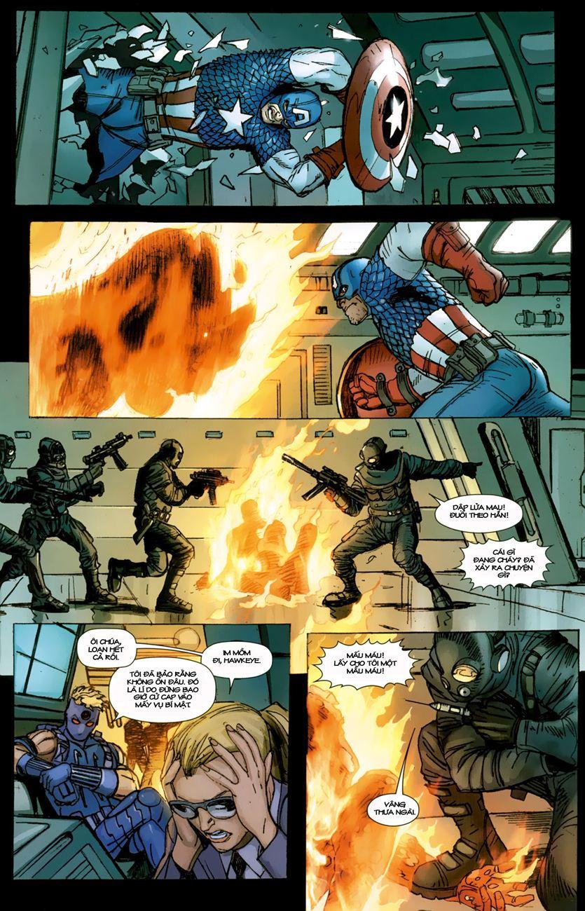 Ultimate Captain America chap 1 - Trang 18