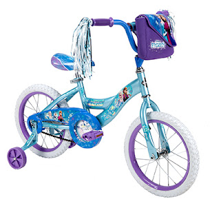 Frozen bike for girls..ADORABLE!