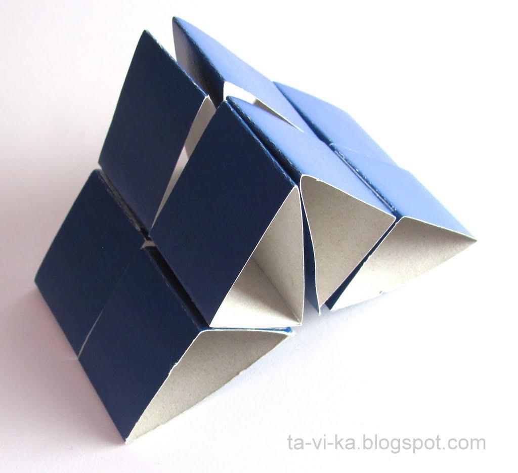 Как сделать головоломку из бумаги Умей Делать Головоломки из бумаги как делать