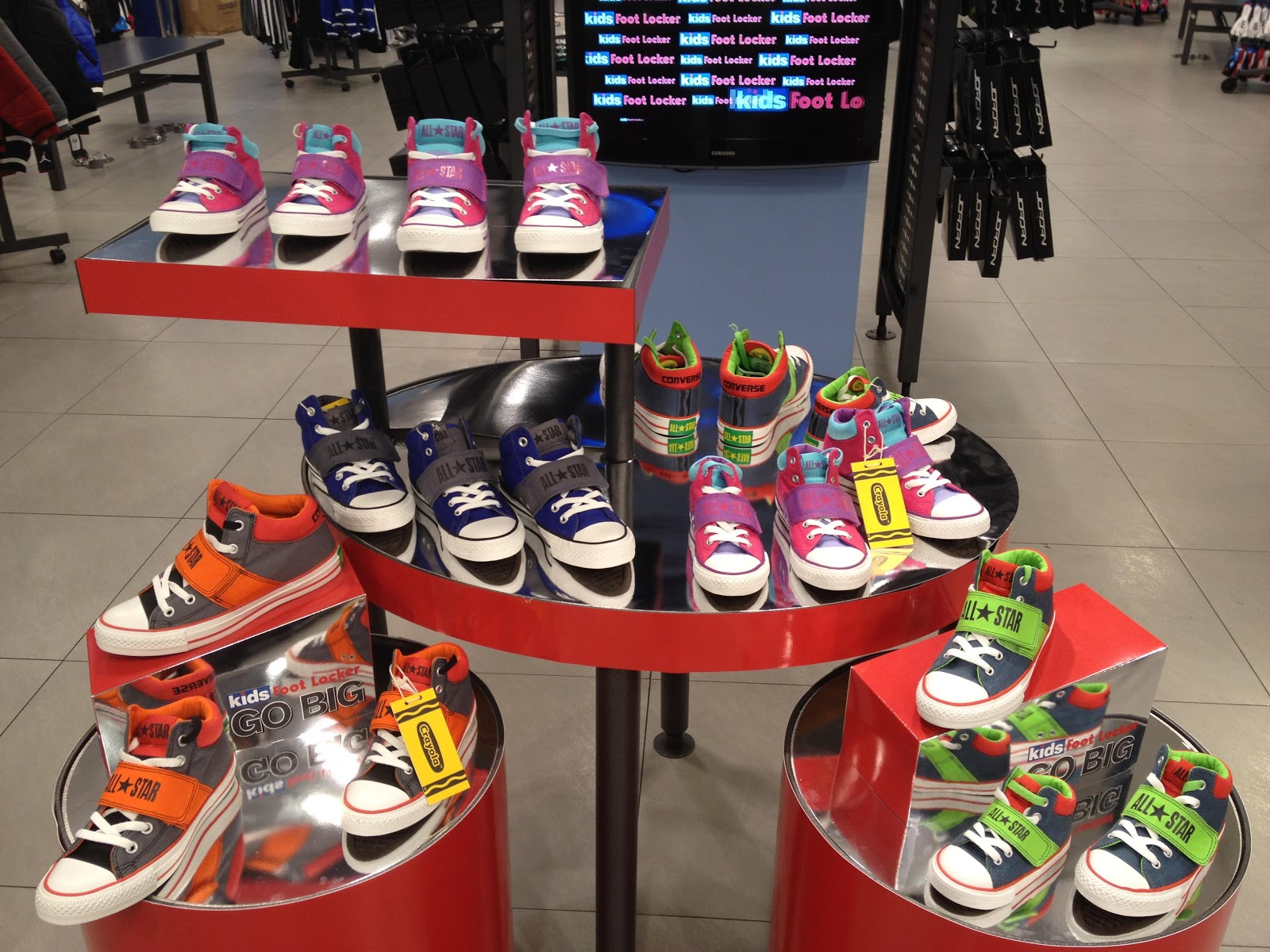 Kids Foot Locker PLAY IT OUT LOUD Sweepstakes $25 Giveaway TWO