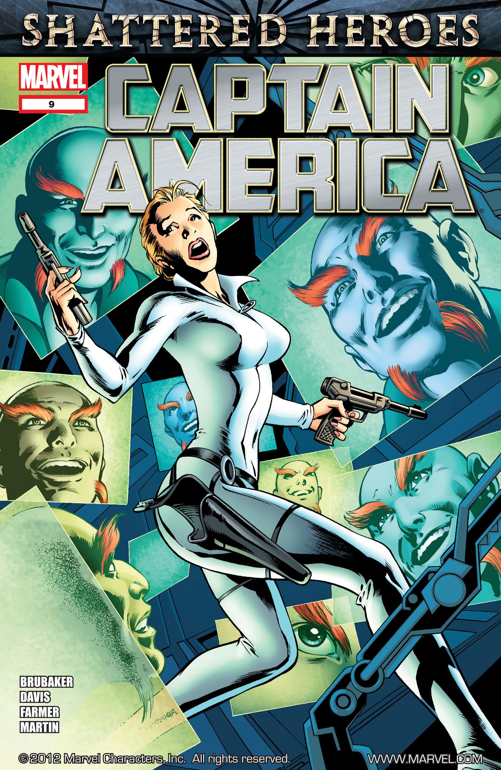 Captain America (2011) Issue #9 #9 - English 1