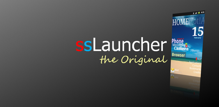 SSLAUNCHER THE ORIGINAL V1.14.9 APK