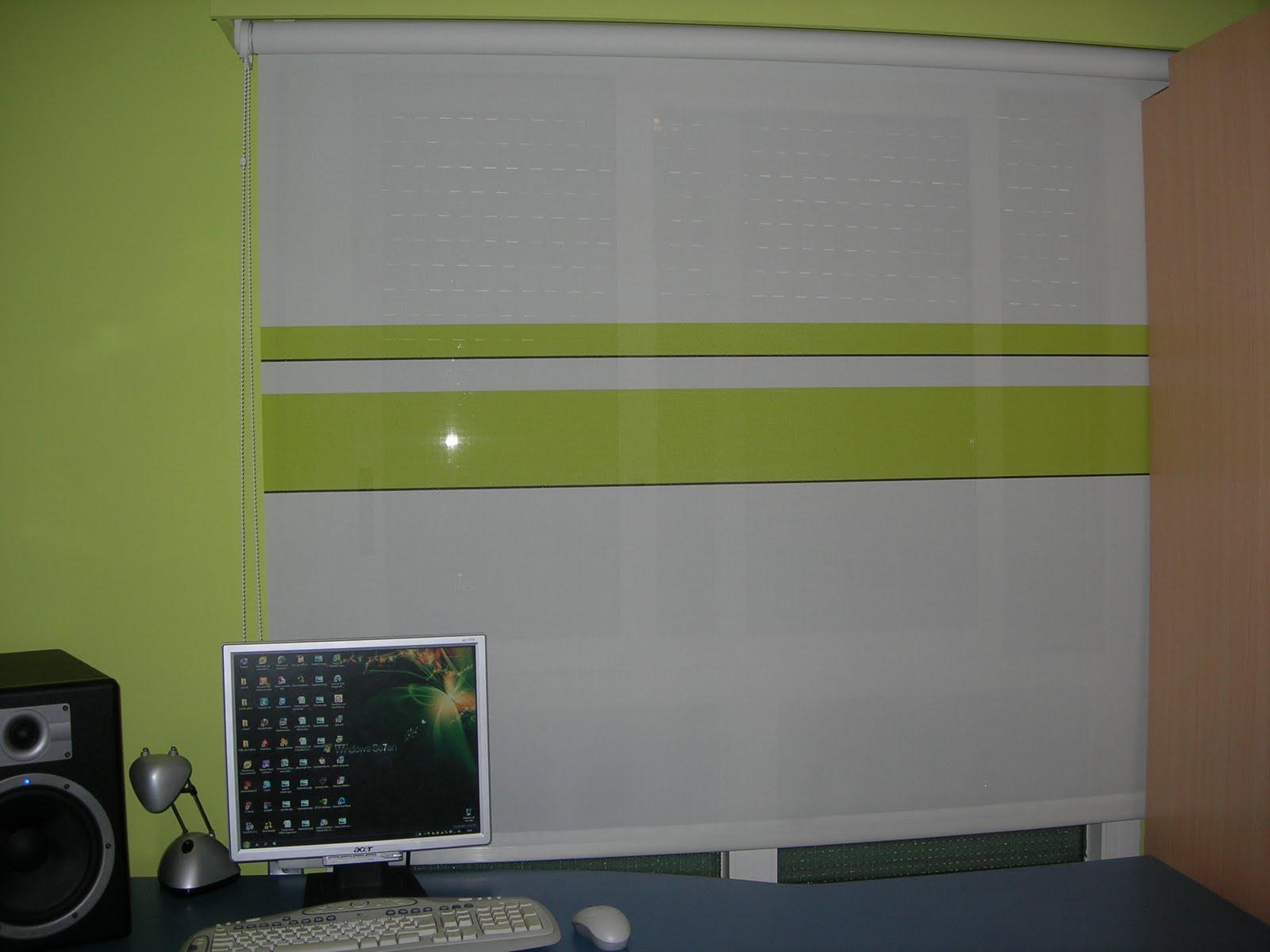 Cortinas zaragoza estores paneles japoneses estores enrollables cortinas enrollables - Estores personalizados con fotos ...