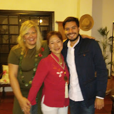 Mayo 2017; la Maestra de Té Athena Minami vino a la Argentina a enseñar Ceremonia Wu Wo