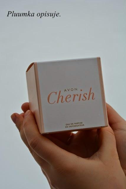 Avon - perfumy Cherish - nadchodzi wiosna!