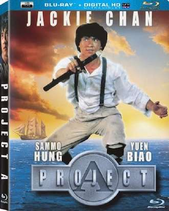 Project A 1983 Hindi Dubbed