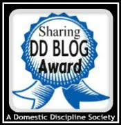 Sharing DD Blog Award