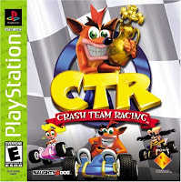 Free Download CTR (Crash Team Racing) PS1 (Game PC)