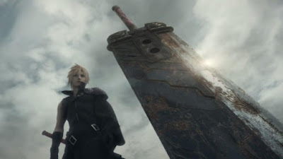 Cloud in FFVII Remake