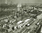 Ford's River Rouge plant, 1948, from The Henry Ford Historical Collections
