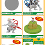 Pokemon Zukan Figure BW Movie 2012 SP2 SP3 TTA