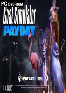 Download Goat Simulator PAYDAY PC Full Version 100% Working