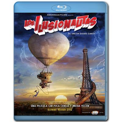 Los Ilusionautas 3D SBS Latino