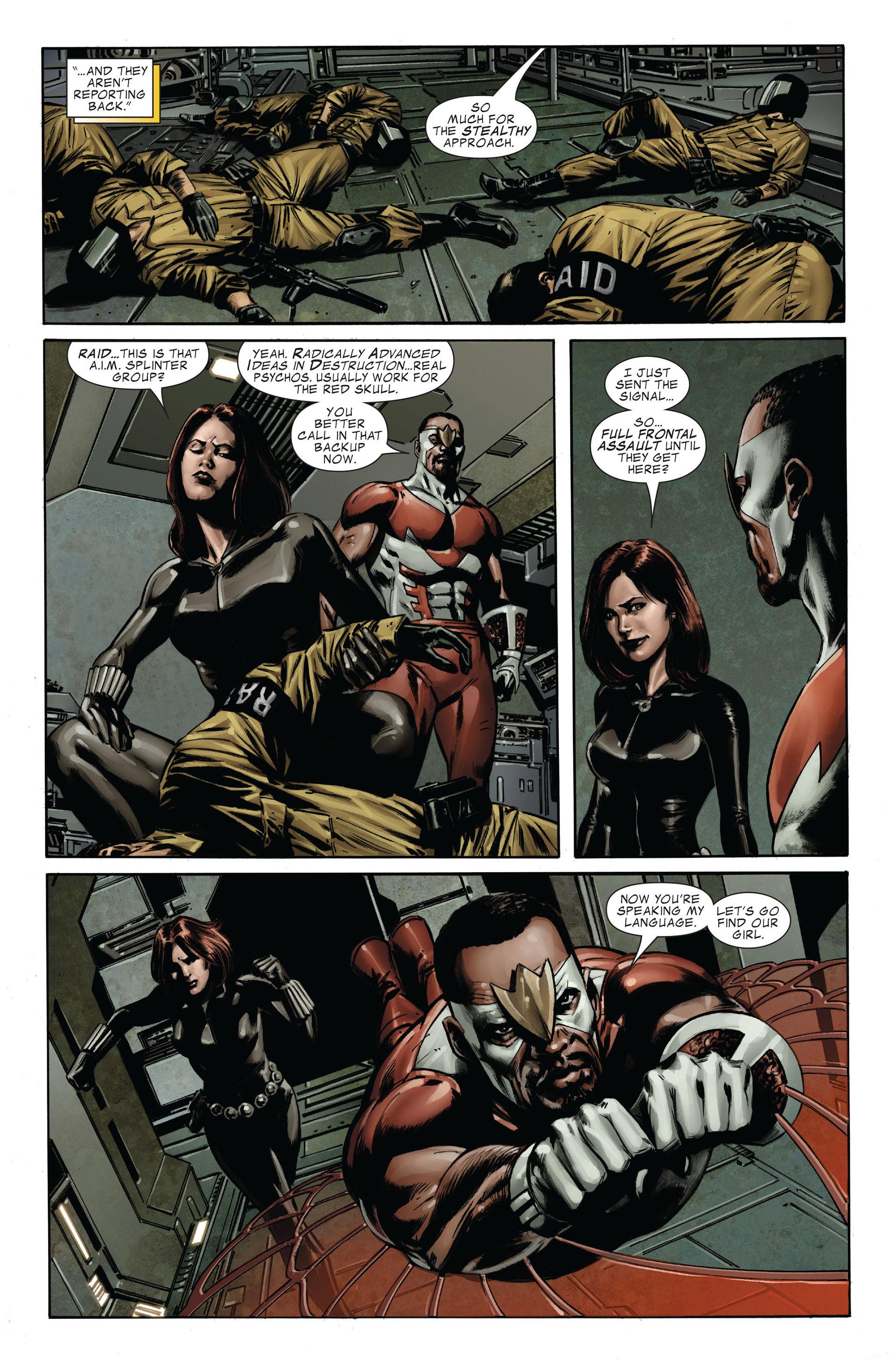 Captain America (2005) Issue #32 #32 - English 10