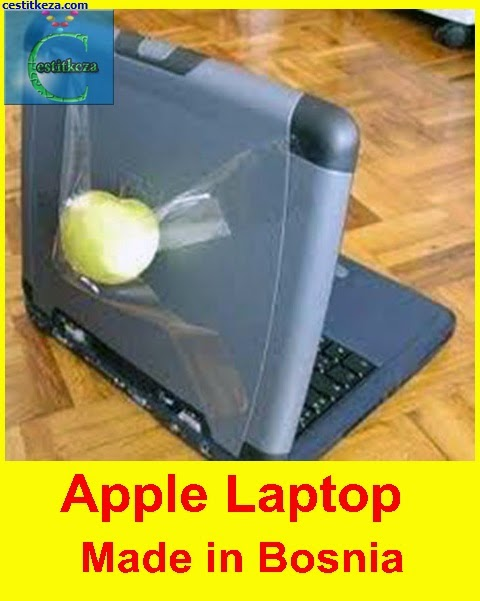 apple laptop made in bosnia