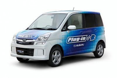 Subaru Plug-in
