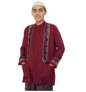 Gambar Baju Muslim Koko
