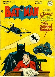 Batman #47 cover