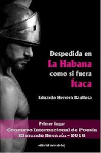 Despedida en La Habana como si fuera Ítaca