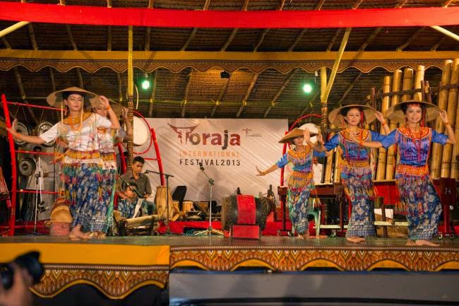 TORAJA INTERNASIONAL FESTIVAL